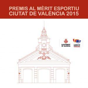 Descargar en formato pdf los Premios al Mérito Deportivo Ciutat de València 2015