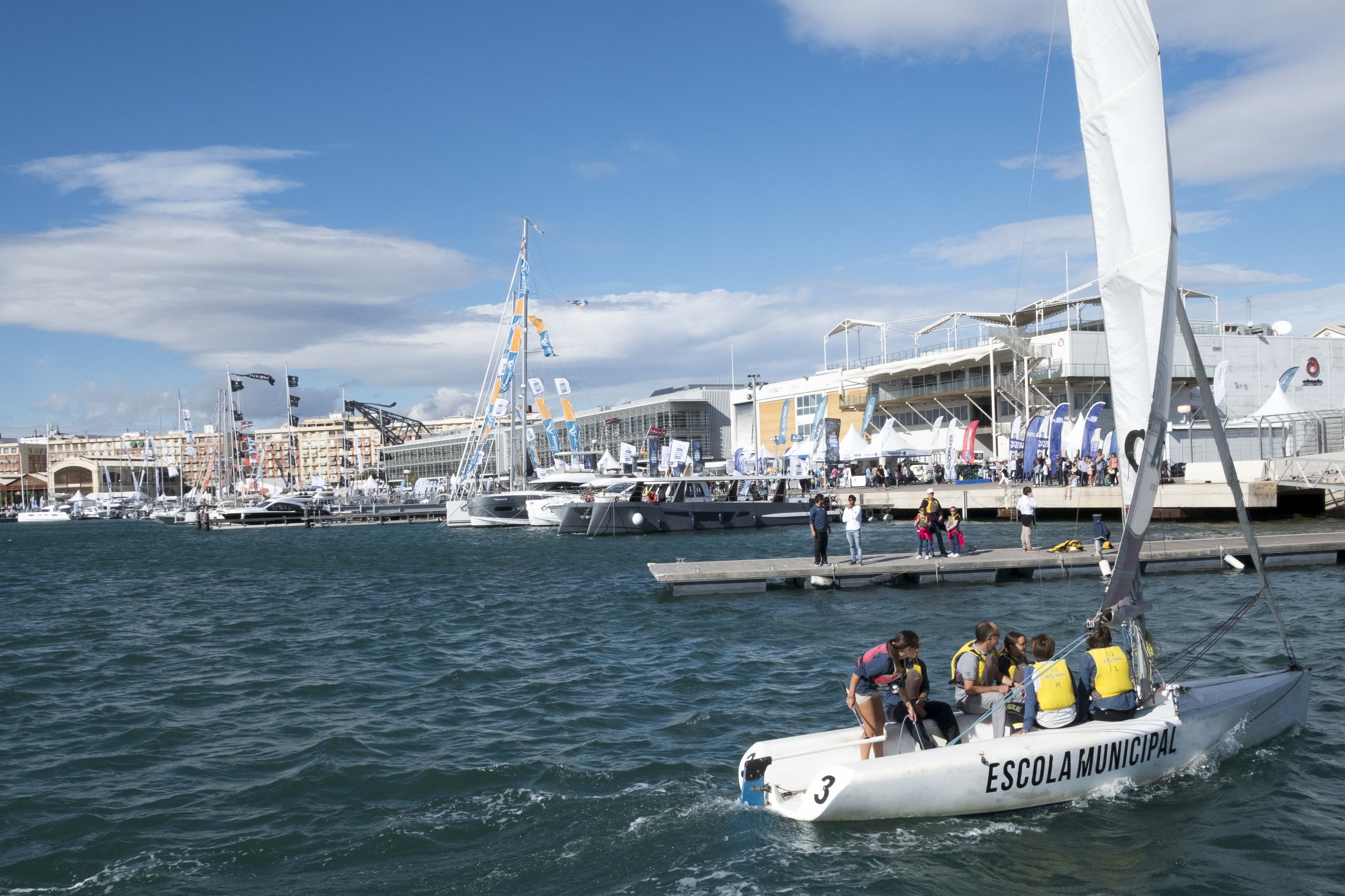 15000 Visitantes En La Marina Real Para Asistir A La Octava Edición