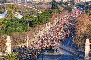 Sin excusas: estrena el año corriendo la 10K Valencia Ibercaja 2017