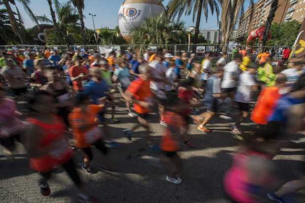 "III Carrera Never Stop Running ""Nunca te rindas"" - Circuito Divina Pastora de Carreras Populares de Valencia"