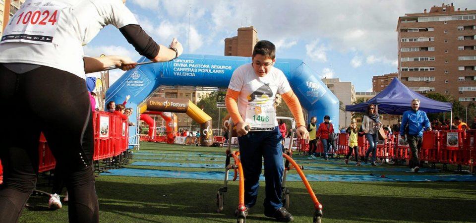 6ª Carrera Universitat de València - Servei d'Educació Física i Esports