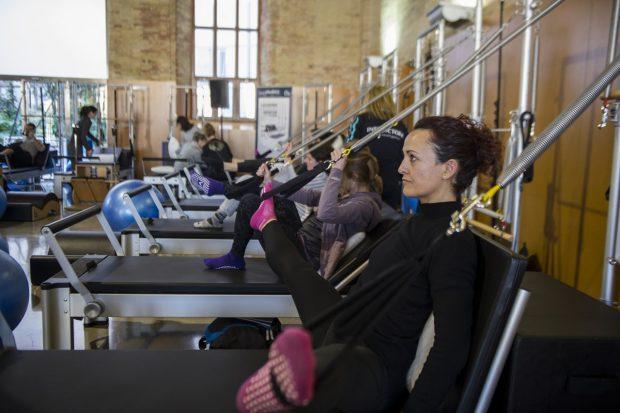 VIII Fórum Internacional de Pilates Ciudad de Valencia