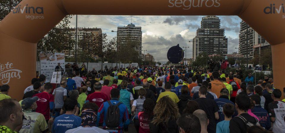 """XVII Vuelta a Pie Solidaria """"Es Posible"""""""