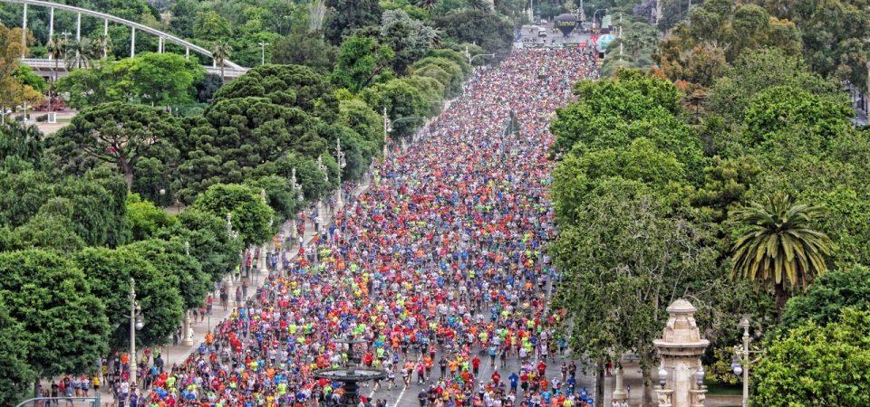 Volta a Peu València Caixa Popular