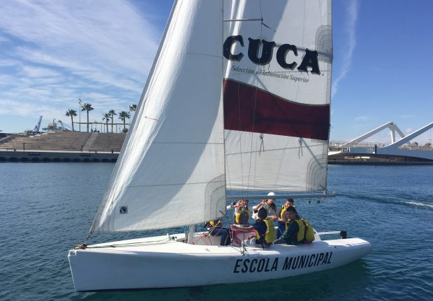 Los coles de Valencia podrán navegar gratis durante dos días