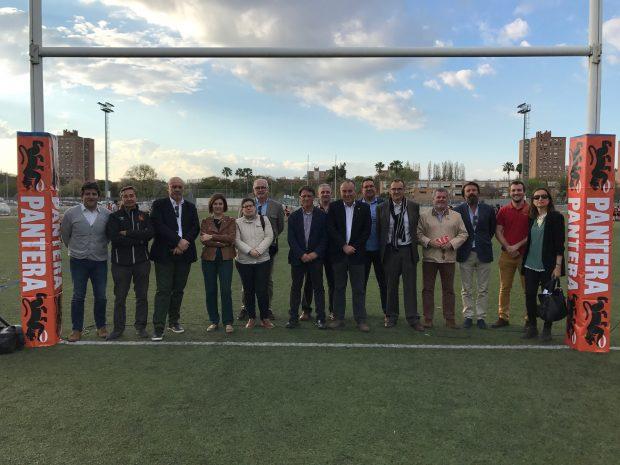 Quatre Carreres será la sede del II Torneo Internacional de Rugby Infantil Pantera