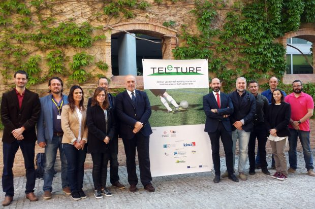 La FDM acogió la reunión de lanzamiento del proyecto de investigación europeo TELETURF