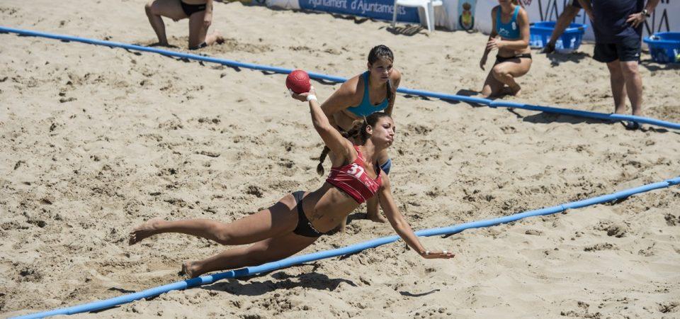 Arena1000 Valencia Beach Handball