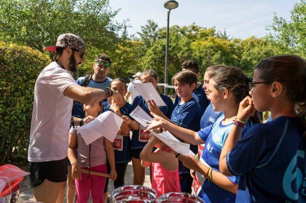 Esta prueba pone el cierre a la campaña  Educa Esport Natura para la promoción de deportes en la naturaleza