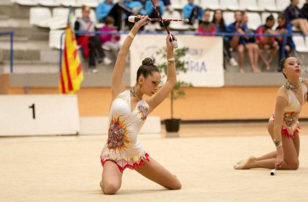 La mejor gimnasia del país se reúne en Valencia