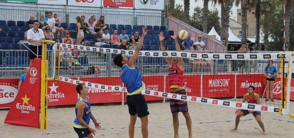 Madison Beach Volley Tour 2017