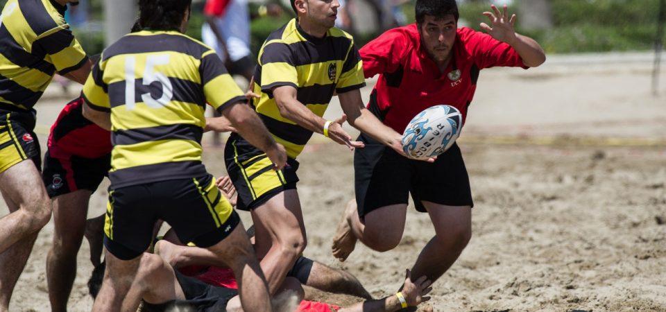 Torneo Internacional de Rugby Playa Tiburón 2017