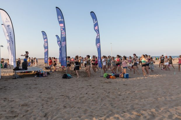 Este estiu… exercita't en la platja amb les nostres activitats gratuïtes!