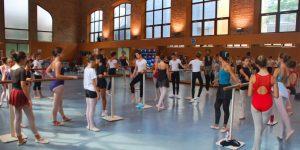 Estudiants de 15 nacionalitats participen en el Campus Internacional València Danza a la Petxina
