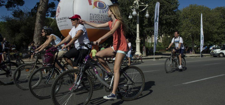 Dia de la bicicleta 2017