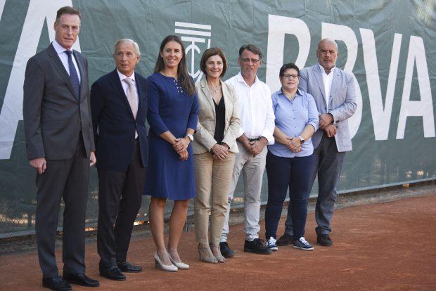 El BBVA Open Ciutat de València presenta la segona edició de tenis femení