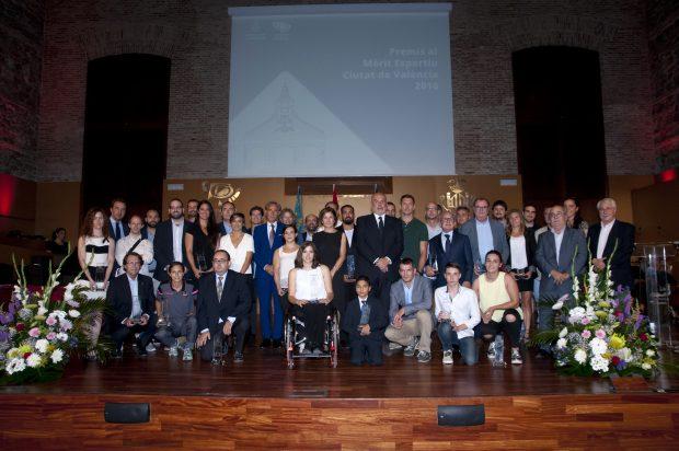 Arranca el termini de presentació de candidatures als Premis al Mèrit Esportiu Ciutat de València 2017