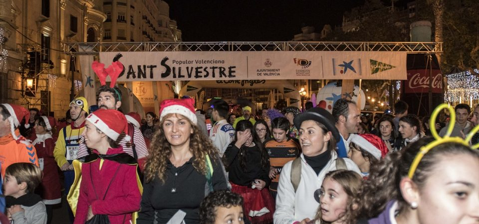 XXXIV San Silvestre Popular Valenciana