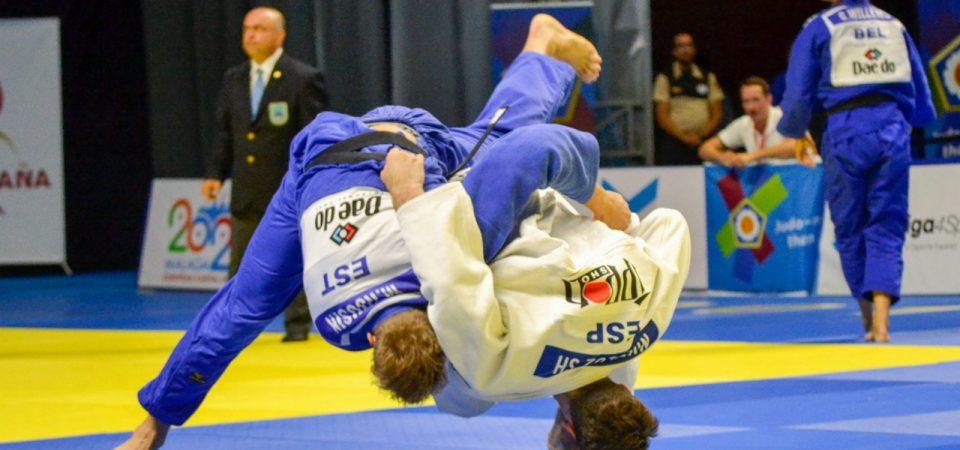 Copa d'Espanya a Júnior de Judo Ciutat de València