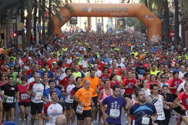 El Circuito de Carreras Populares de Valencia termina la temporada con 49.500 participantes