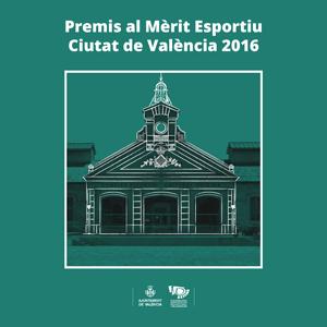 Descargar libro de los Premis al Mèrit Esportiu Ciutat de València 2016