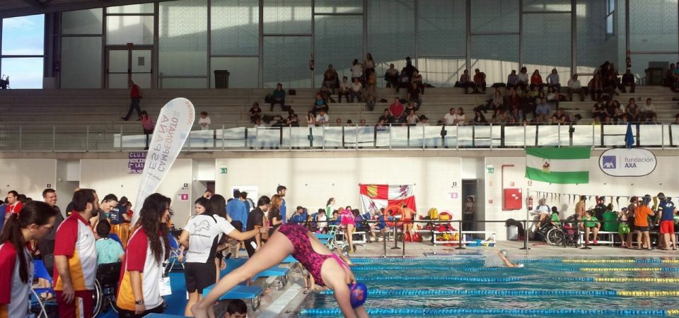 Campionat d'Espanya AXA de natació de jóvens