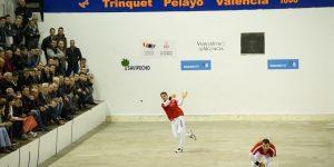 Els Mestres de la pilota protagonitzen l'últim trofeu de l'any a la ciutat de València