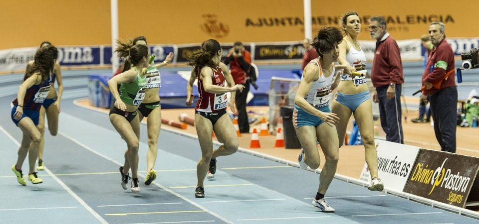 LIV Campeonato de España Absoluto individual de Pista Cubierta