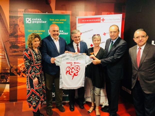 26aef9664a3b0 València acogerá la Carrera Solidaria de Cruz Roja el próximo 6 de ...