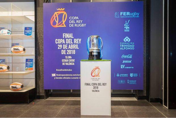El trofeo de la Copa estará este fin de semana en el Torneo Pantera