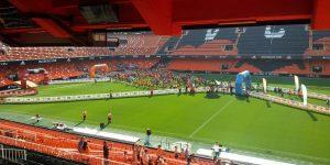 L'estadi de Mestalla rebrà als participants de la II Volta a Peu València CF