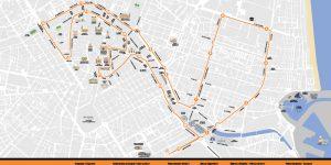 El Medio Maratón València y el Maratón estrenarán recorrido en su próxima edición con trazados similares al del último Mundial