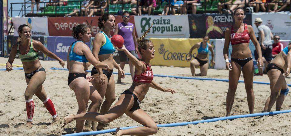 Arena1000 Valencia Beach Handball 2018