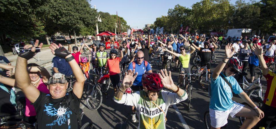 Día de la bicicleta 2018