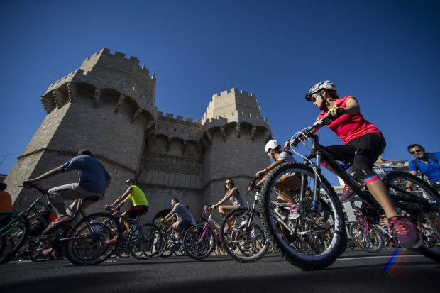 Aquest diumenge el Dia de la Bicicleta pedalejará per la inclusió social