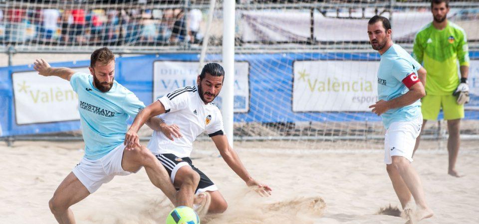 XXV Trofeu Ciutat de València de Futbol platja