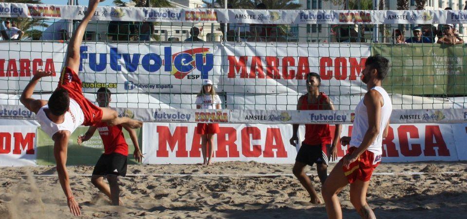 XXII Open Internacional Ciutat de València de Futvóley