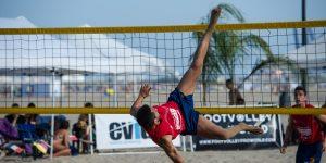 Descubre el futvoley con el 22º Open Internacional Ciudad de València de Futvoley