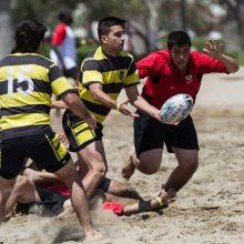 Torneo Internacional de Rugby Playa Tiburón 2018