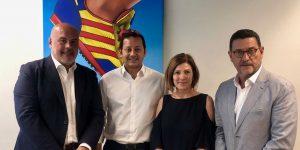 El Ayuntamiento colaborará con la Fundación VCF para fomentar la inclusión social