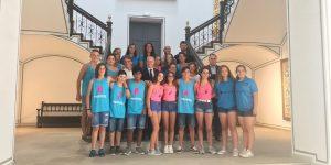 Más de 1.400 deportistas se darán cita en la playa del Cabanyal  para disputar el torneo Arena1000 València Beach Handball 2018