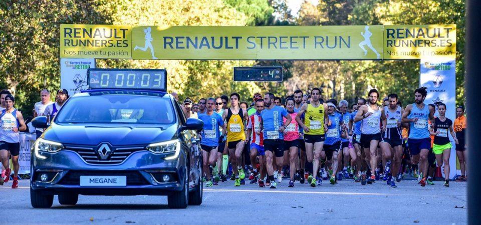 Renault Street Run Bombers València 2018