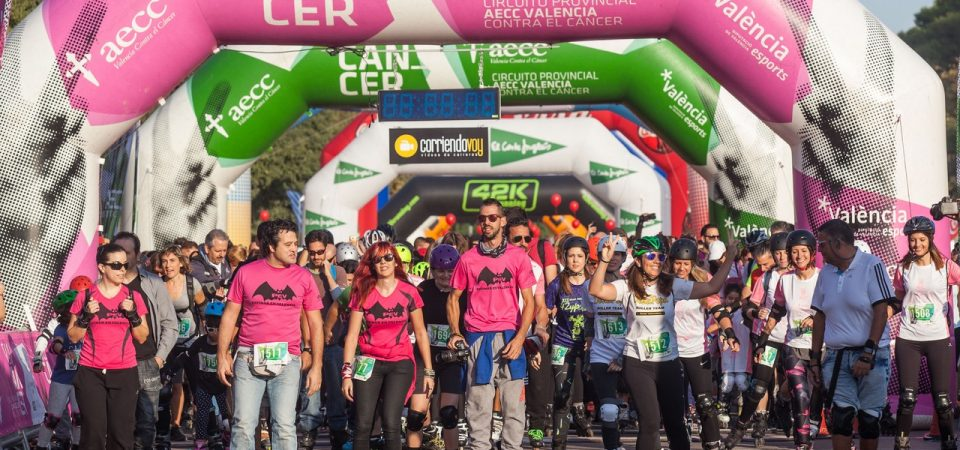 III Acció Solidària 'València Contra el Càncer'