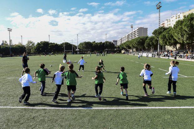 Más de 3.800 menores han participado en nuestras Escuelas Deportivas de Verano