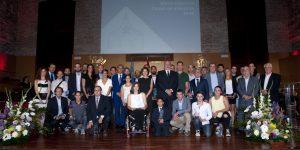 Els Premis al Mèrit Esportiu de la Ciutat de València 2017 ja tenen guanyadors