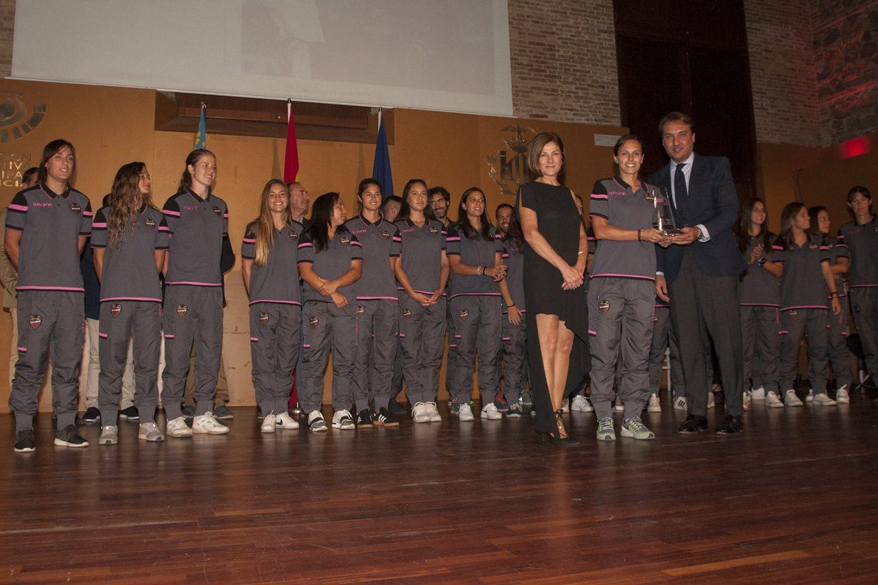 Los Premios al Mérito Deportivo de la Ciudad de Valencia 2017 ya tienen ganadores