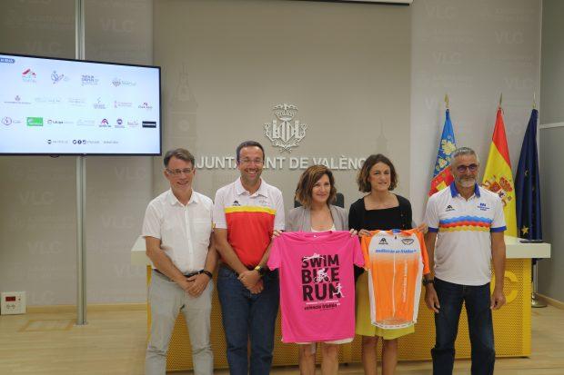 La Copa d'Europa de Triatló arriba a València