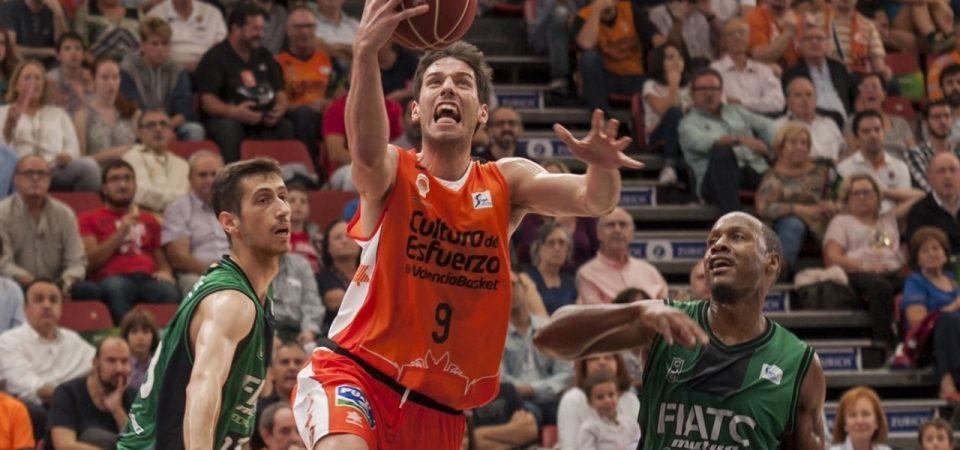 XXV Trofeu Ciutat de Valencia de Bàsquet