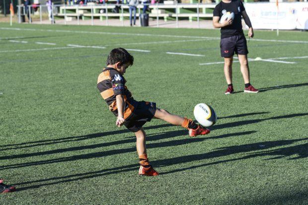 La primera Miniolimpiada de la temporada 2018/19 tendrá como protagonista el Rugby