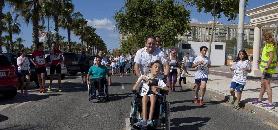 IV Carrera Solidària per la Integració Alter València, Circuit Mou-Te
